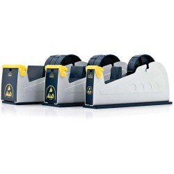 Botron - B1601 - ESD-Safe Tape Dispenser, Holds 1 Roll 1 Wide with 3 Core