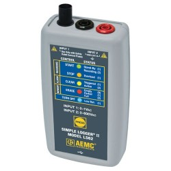 AEMC Instruments - L562 - Simple Logger II TRMS Voltage / Current