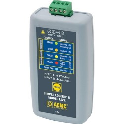 AEMC Instruments - L322 - Simple Logger II 4 to 20mADC Current
