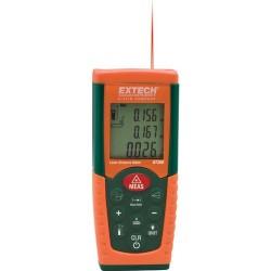 Extech Instruments - DT300 - Extech Instruments DT300 Laser Distance Meter Laser measurements up t