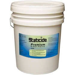 ACL Staticide - 5700LG1 - Staticide Premium ESD Paint, Light Gray, 1 Gallon