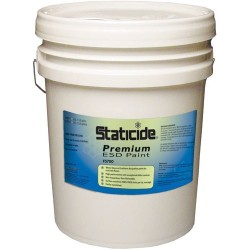 ACL Staticide - 5700LG5 - Staticide Premium ESD Paint, Light Gray, 5 Gallon