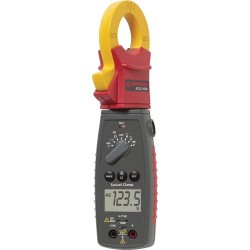 Amprobe - ACD-21SW - Clamp On Digital Clamp Meter, -30 to 400F Temp. Range, 1-5/32 Jaw Capacity, CAT III 600V