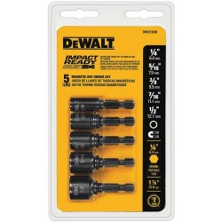 Dewalt - DW2235IR - Dewalt IMPACT READY Nut Driver - Steel, High Speed Steel - 1