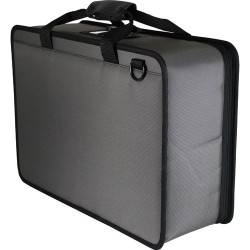 Agora Leather - Y7078UCGR - Ultralite Foam Filled Case, Gray