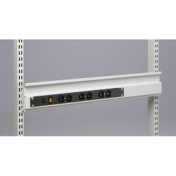 Sovella - 14-9113510 - Power Bar Horizo 6 Outlets 36in (each)