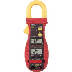 Amprobe - ACD-14 TRMS-PLUS - Clamp On Digital Clamp Meter, -4 to 999F Temp. Range, 1-1/4 Jaw Capacity, CAT III 600V