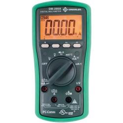 Greenlee / Textron - DM200A - 1000V AC/DC Digital Multimeter