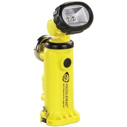 Streamlight - 90642 - Streamlight Knucklehead Rechargeable Worklight - AA - RubberBase, NylonBody, PolycarbonateLens, Silicone - Yellow