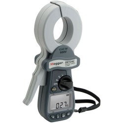 Megger - DET24C - Clamp On Earth Tester, 0.050 to 1500 ohm Ground Resistance Range, 1.5 (39mm) Jaw Capacity