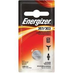 Energizer - 357VP - 1.55 volt Button Cell Watch / Calculator Battery (MOQ=1000)