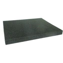 Jensen Tools - 23527-07 - 17-3/4 X 14-1/2 X 1-1/2 Cubed Foam for Jensen Tool Cases