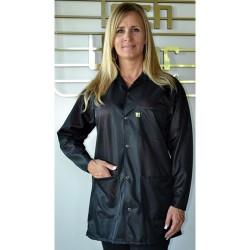 Tech Wear Loj 93 Esd Safe Jacket Black Small