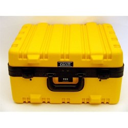 Platt Cases - 359TY-EMPTY - Super Tough Tool Case, Yellow, 9 Deep