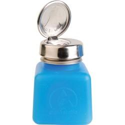 Menda / Desco - 35282 - Static Dissipative durAstatic One-Touch Dispenser Bottle, Blue, 4 oz.