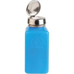 Menda / Desco - 35284 - Static Dissipative durAstatic One-Touch Dispenser Bottle, Blue, 8 oz.