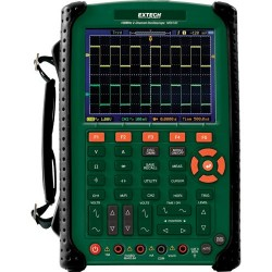 Extech Instruments - MS6100 - Extech MS6100 100MHz 2-Channel Digital Oscilloscope