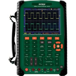 Extech Instruments - MS6200 - Extech MS6200 200MHz 2-Channel Digital Oscilloscope