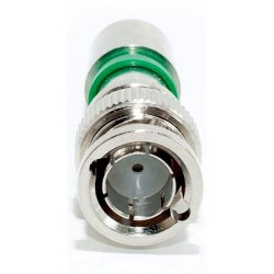 Belden / CDT - FS6BNCU - Belden FS6BNCU Universal RG6 Coaxial Cable Compression BNC Connector