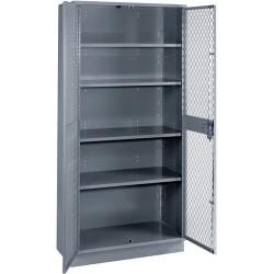 Lyon Workspace - 1150B - Visible Storage Cabinet with 4 Adjustable Shelves, 36 W x 18 D x 72 H