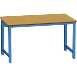 Lista - 483030BN - Bench with Butcher Block Top, 48 L x 30 D x 30 H