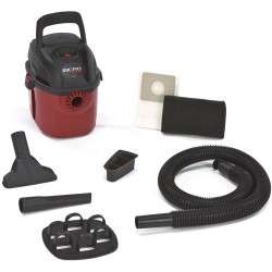 Shop-Vac - 2021000 - Shop-Vac 2021000 1-Gallon 1-HP Portable Micro Wet Dry Vacuum