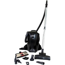Atrix - VACBP1 - Backpack HEPA Vac and Blower, Atrix Backpack HEPA Vacuum and Blower with 4-Stage Filtration (Each)