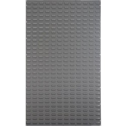 Akro-Mils / Myers Industries - 30161 - 36 x 5/16 x 61 Louvered Panel with 1000 lb. Load Capacity, Gray