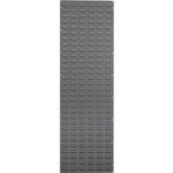Akro-Mils / Myers Industries - 30118 - 18 x 5/16 x 61 Louvered Panel with 500 lb. Load Capacity, Gray