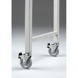 Lista - 7M1000 - Swivel Caster Kit