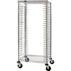 Quantum Storage Systems - TC-31CO - ESD-Safe Tray Cart, Side Load, 21 x 30 x 69
