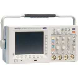 Tektronix - TDS3054C - Oscilloscope, TDS3000C Series, 4 Channel, 500 MHz, 5 GSPS, 10 kpts, 700 ps