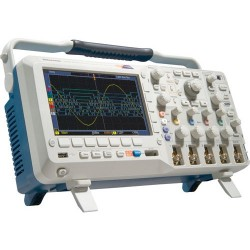 Tektronix - MSO2024B - Oscilloscope, MSO2000B Series, 4+16 Channel, 200 MHz, 1 GSPS, 1 Mpts, 2.1 ns