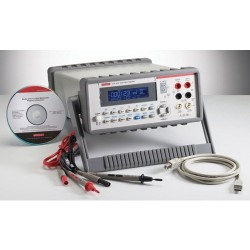 Keithley - 2110-120 - Bench Digital Multimeter, True RMS, Auto, Manual Range, 1 kV, 10 A, 5.5 Digit