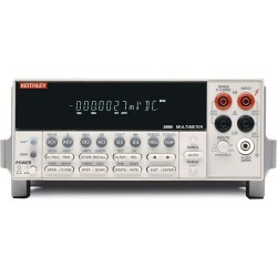 Keithley - 2000 - Bench Digital Multimeter, 2000 Series, 2000 Count, True RMS, Auto, Manual Range, 1 kV, 3 A