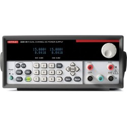 Keithley - 2220-30-1 - Dual-Channel Programmable DC Power Supply, 90W Total
