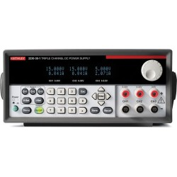 Keithley - 2230-30-1 - Triple-Channel Programmable DC Power Supply, 120W Total
