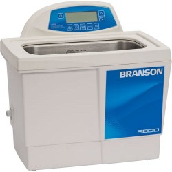 Branson Ultrasonics - CPX3800H - Ultrasonic Cleaner with Digital Timer Plus Digital Heat Control, 1-1/2 Gallon