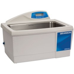 Branson Ultrasonics - CPX8800H - Ultrasonic Cleaner with Digital Timer Plus Digital Heat Control, 5-1/2 Gallon