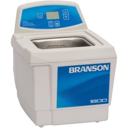 Branson Ultrasonics - CPX1800 - Ultrasonic Cleaner with Digital Timer without Heater, 1/2 Gallon