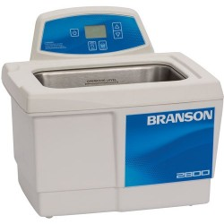 Branson Ultrasonics - CPX2800 - Ultrasonic Cleaner with Digital Timer without Heater, 3/4 Gallon