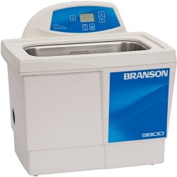 Branson Ultrasonics - CPX3800 - Ultrasonic Cleaner with Digital Timer without Heater, 1-1/2 Gallon