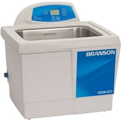 Branson Ultrasonics - CPX5800 - Ultrasonic Cleaner with Digital Timer without Heater, 2-1/2 Gallon