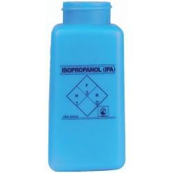 Menda / Desco - 35264 - Static Dissipative durAstatic Dispenser Bottle, Printed IPA, Blue, 8 oz.