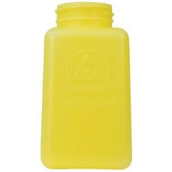 Menda / Desco - 35497 - Static Dissipative durAstatic Dispenser, Yellow, 6 oz.