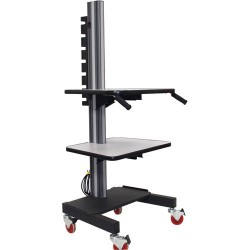 IAC Industries - QS2052002 SMS-S2 - Mobile Workstation Cart