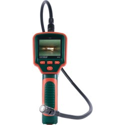 Extech Instruments - BR80 - Extech BR80 Borescope / Wireless Inspection Camera, LCD Monitor