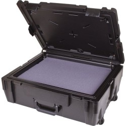 Flambeau - 50721WF - Foam Filled Case with Wheels, OD 28-3/4 x 24 x 9-5/16