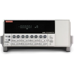 Keithley - 6485 - Ammeter, DC Current, Bench, 2nA to 20mA, True RMS