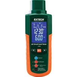 Extech Instruments - CT80 - Extech CT80 AFCI, GFCI and AC Circuit Load Tester